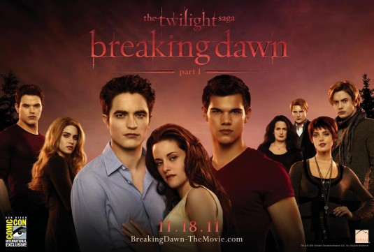 "Трейлър на ""The Twilight Saga: Breaking Dawn – Part 1"""