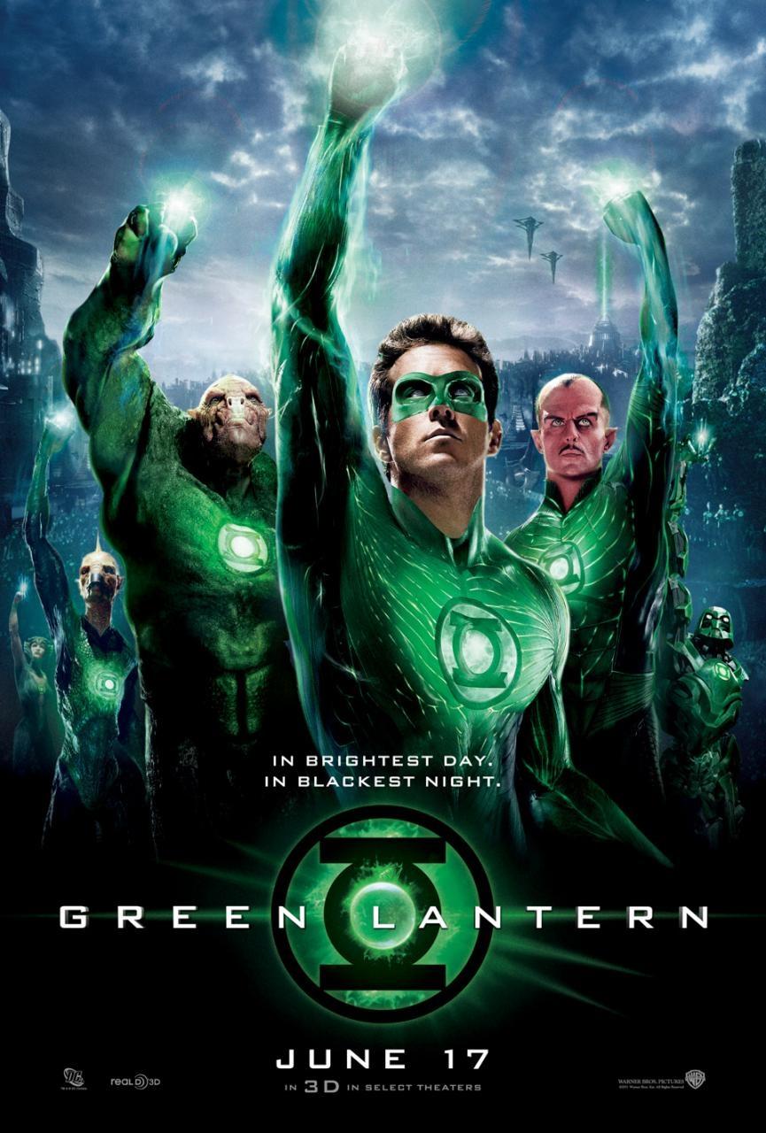 GREEN LANTERN / ЗЕЛЕНИЯТ ФЕНЕР (2011)